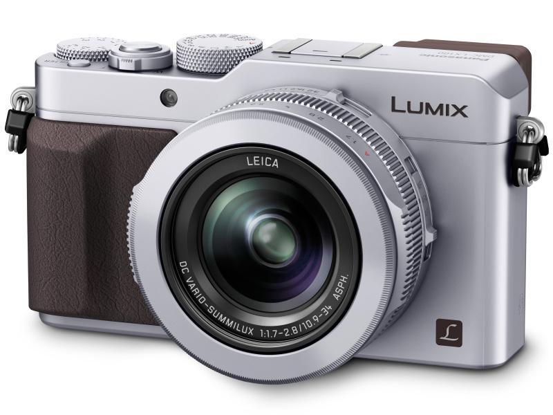 フォトキナ2014で発表されたLUMIX DMC-LX100は、4/3センサーに24-75mm相当F1.7-2.8のレンズを搭載。日本での発売は未定