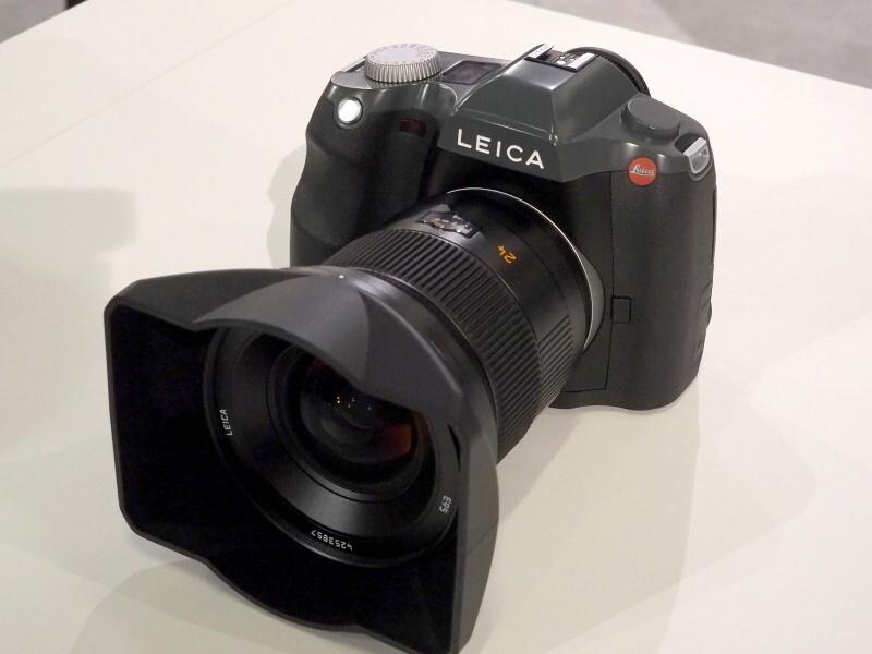 ライカS-E(Type 006)