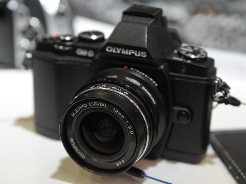M.ZUIKO DIGITAL ED 12mm F2.0(ブラック)