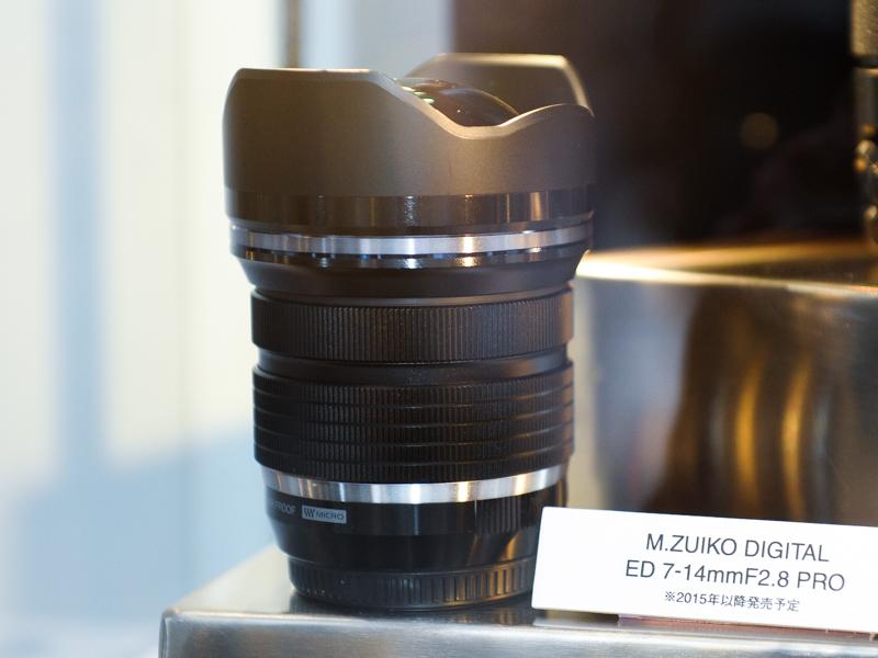 M.ZUIKO DIGITAL ED 7-14mm F2.8 PRO