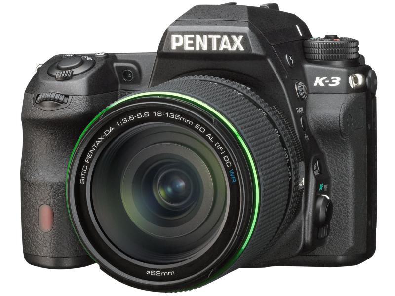 デジタル一眼レフカメラPENTAX K-3