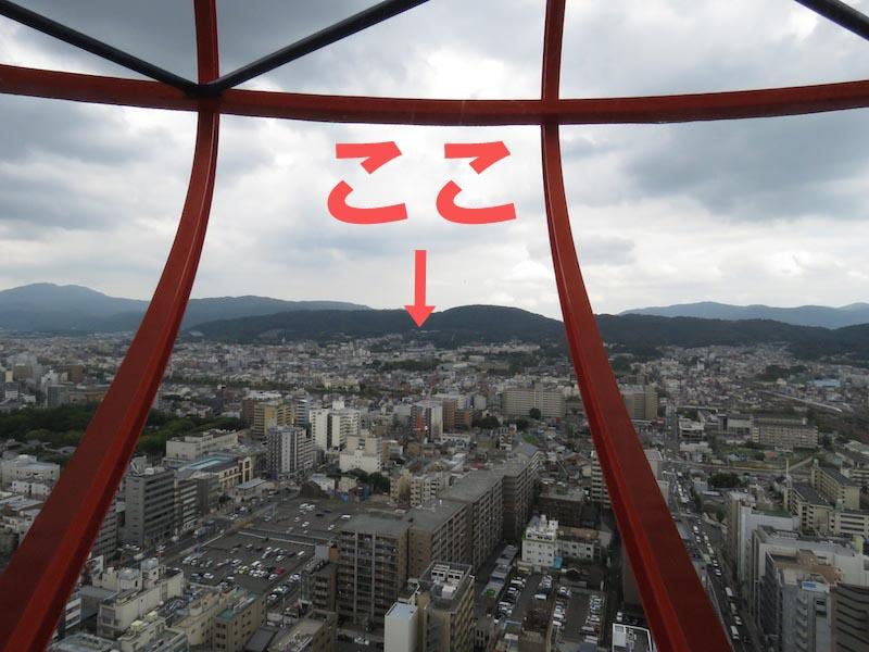 21mm相当(広角端)