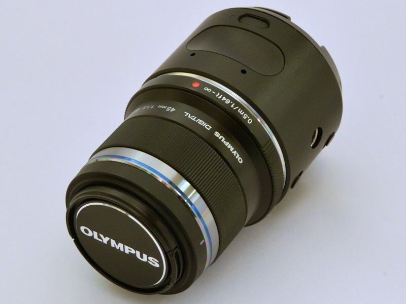 Open Platform Cameraの試作品