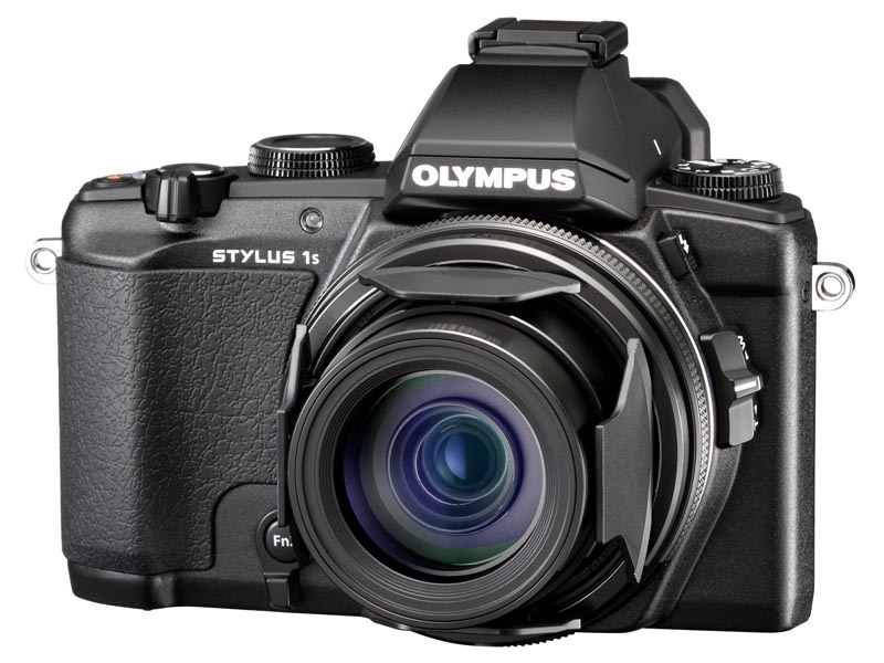 STYLUS 1のようなデザインをしたカメラに、マイクロフォーサーズセンサーが入るかも?