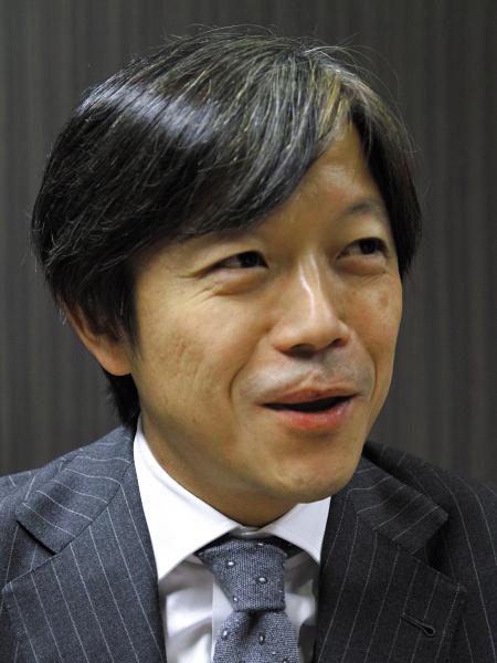 株式会社シグマ 代表取締役社長 山木和人氏(撮影:田中希美男氏)