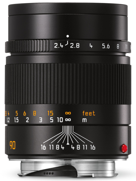 ズマリットM f2.4/90mm
