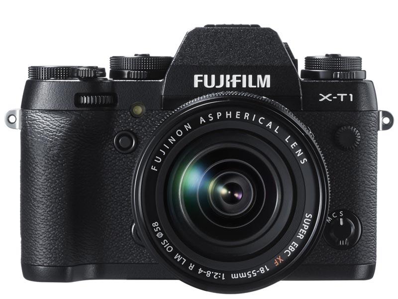 3位:FUJIFILM X-T1