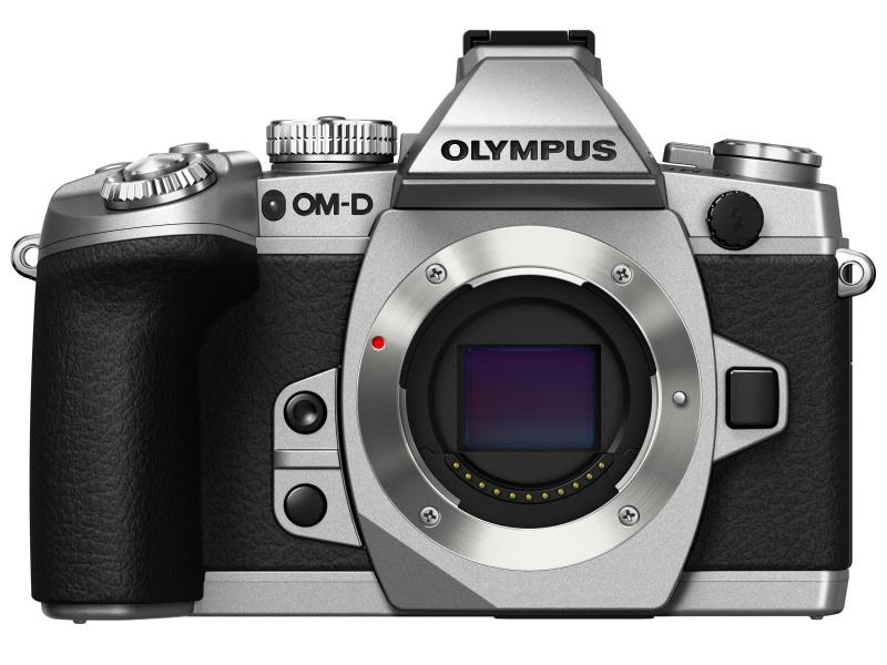 6位:OLYMPUS OM-D E-M1シルバー