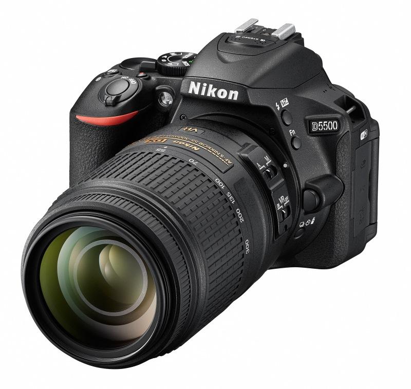 AF-S DX NIKKOR 55-300mm f/4.5-5.6G ED VR装着時
