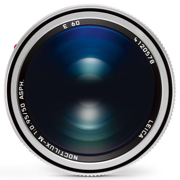 参考:ノクティルックスM f0.95/50mm ASPH.シルバー