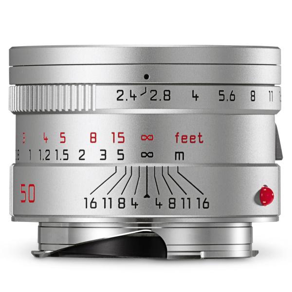 ズマリットM f2.4/50mmシルバー