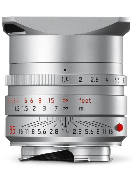 ズミルックスM f1.4/35mm ASPH.シルバー