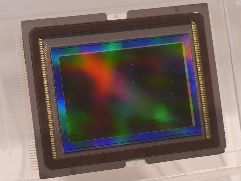 EOS 5DsおよびEOS 5Ds Rのセンサー