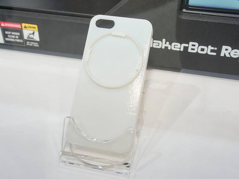 作っていたのはiPhoneケース