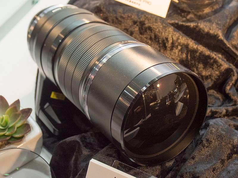 M.ZUIKO DIGITAL ED 300mm F4 PRO
