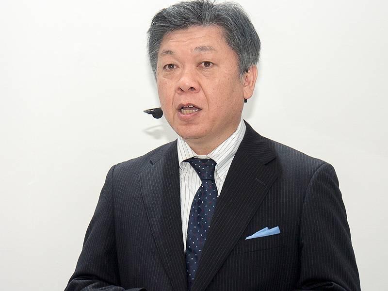 小川治男社長