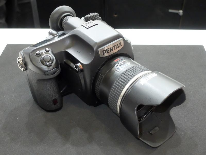 645Zと各種レンズも試せる