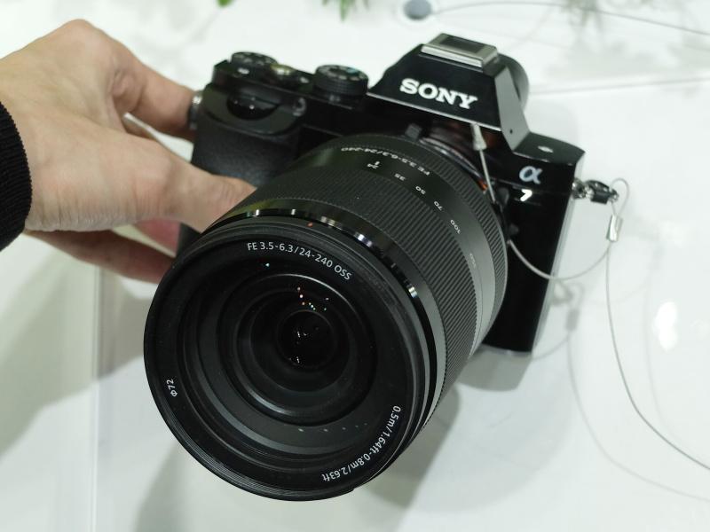 FE 24-240mm F3.5-6.3 OSS