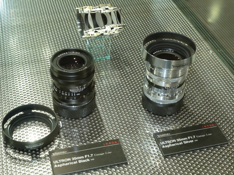 ULTRON 35mm F1.7 Aspherical(VMマウント)