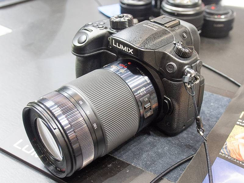 4K PHOTOに対応したLUMIX DMC-GH4