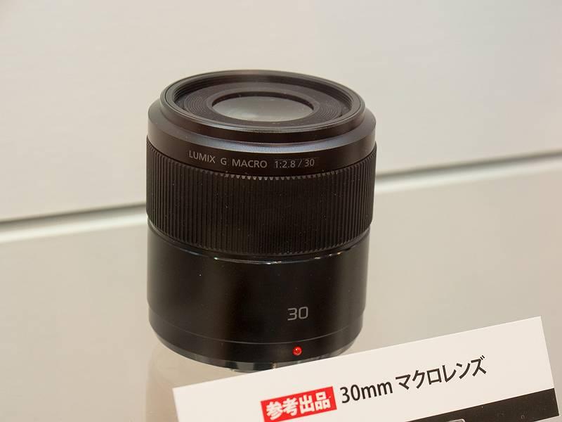 参考出品の30mm F2.8