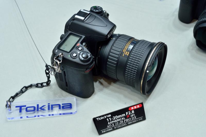 11-20mm F2.8は2月20日発売