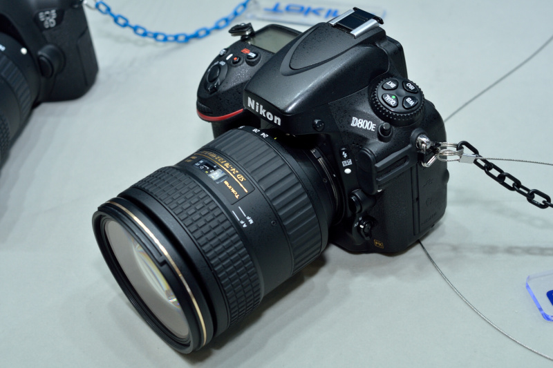 発売日が決定した24-70mm F2.8