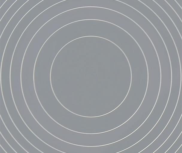 PFレンズを正面から見たイメージ図