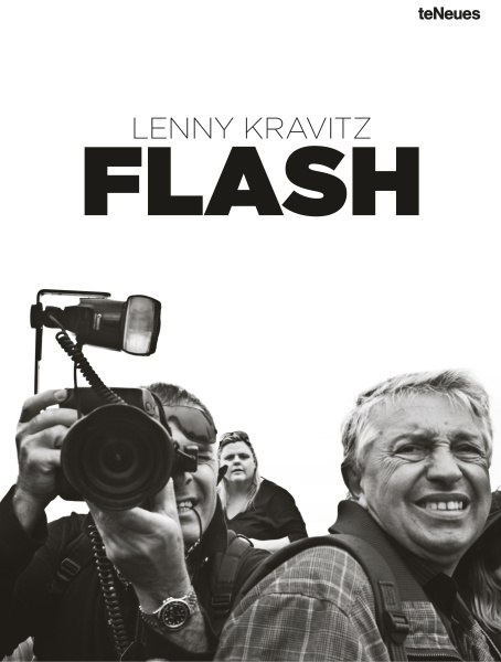 Lenny Kravitz写真集「FLASH」