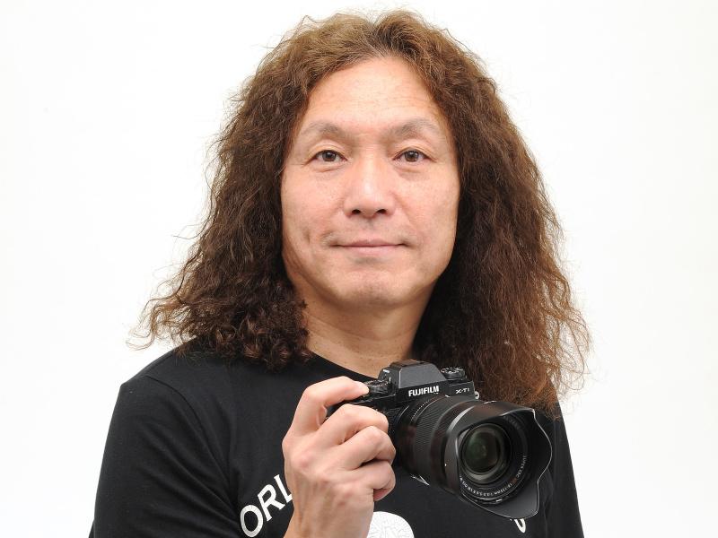 写真家 藤田一咲さん「快適な撮影で心にゆとり与えてくれるカードです」