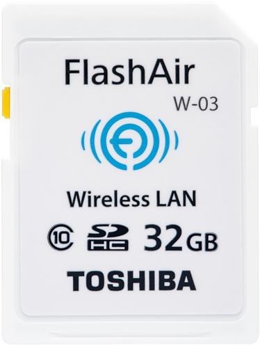 "<a href=""http://dc.watch.impress.co.jp/docs/news/20150313_692676.html"" class=""n"" target=""_blank"">FlashAirの最新モデル「SD-WEシリーズ」</a>。3月14日発売"