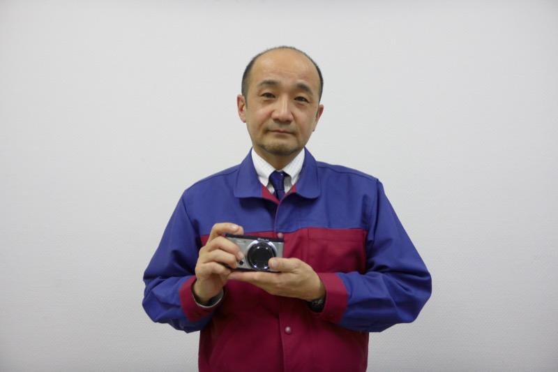 QV事業部第一開発部部長の松原直也氏
