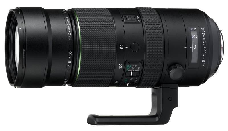 HD PENTAX-D FA 150-450mm F4.5-5.6 ED DC AW