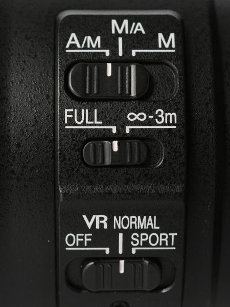 VRモードには、SPORTモードを新設