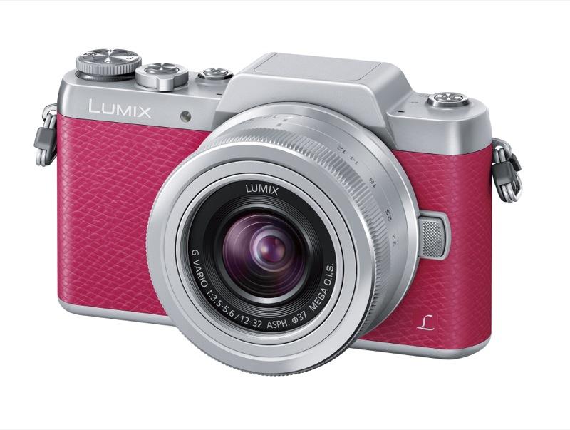 これがGF7のピンクです