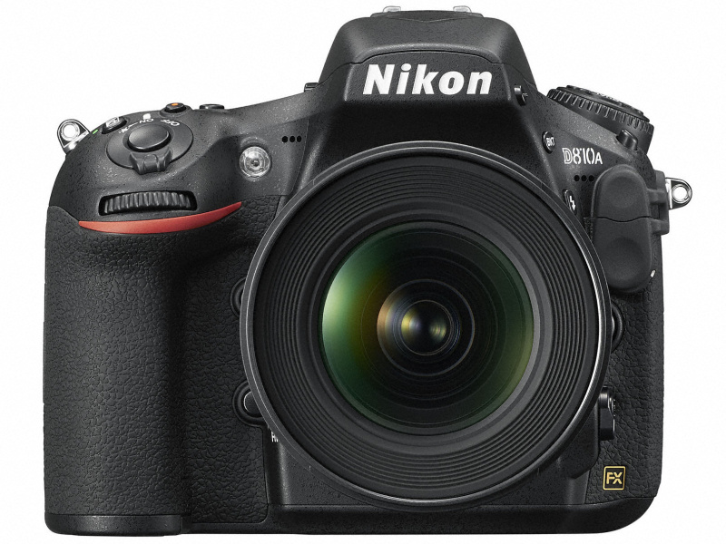 D810A。発売は5月28日。実勢価格は税込42万円前後