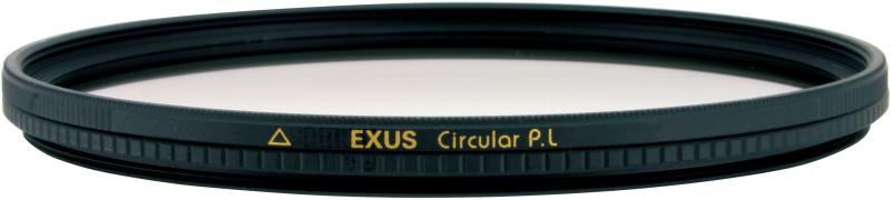 マルミ製のEXUSサーキュラーPLフィルターを使用した