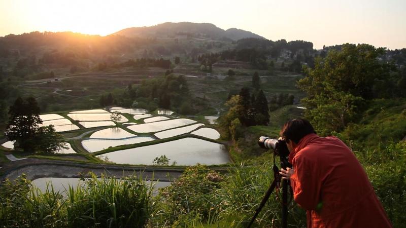 The Photographers 2―心揺さぶる光景を求めて― 光の海編より、吉村和敏さん