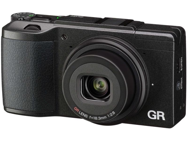 GRシリーズ最新モデルの「GR II」