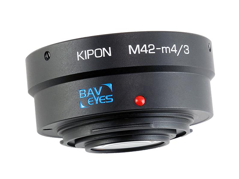 KIPON BAVEYES M42-m4/3