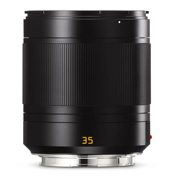 ライカ ズミルックスTL f1.4/35mm ASPH.(ブラック/シルバー)