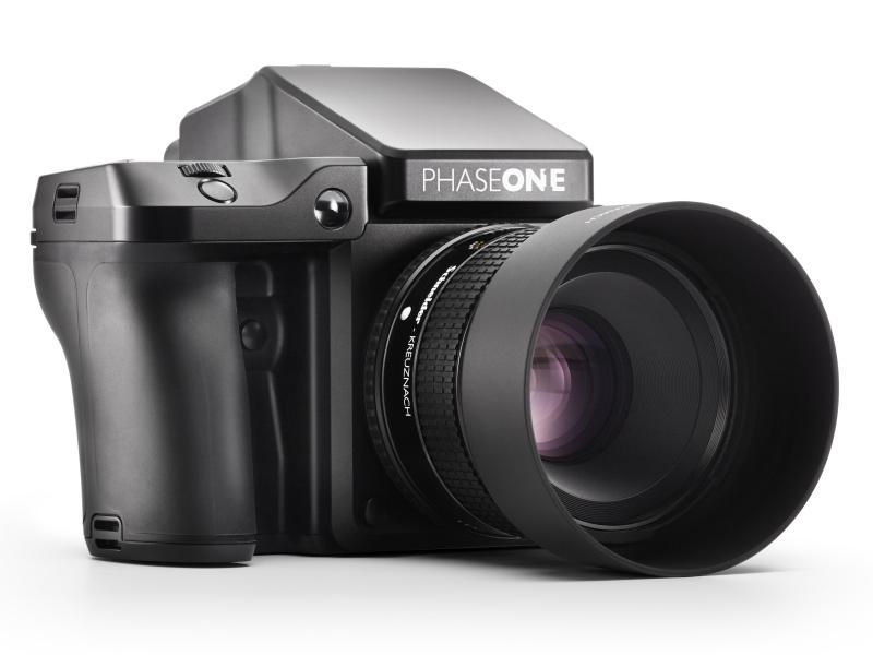 Phase OneのXFカメラシステム