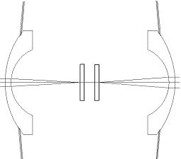 "<strong class="""">二眼ストレート光学系と二眼屈曲光学系の比較</strong><br class="""">通常のストレート光学系では、2つのレンズ間距離は約60mmが限界。これを屈曲光学系にすると、横方向に光路を逃がすことができるので、レンズ間の距離を20mm以下に縮めることが可能となる。左右点対称の美しい構成図だ。屈曲光学系のより詳しい開発秘話は<a href=""https://jp.ricoh.com/technology/rd/f_runner/new/fr13/"" class=""n"" target=""_blank"">こちら</a>"