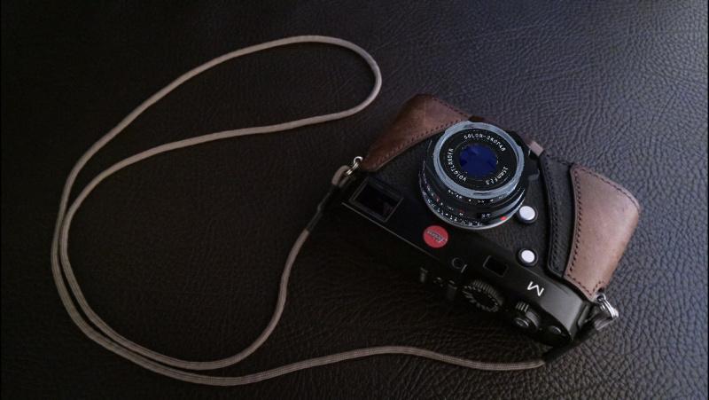 ライカM(Typ240) + Color-Skopar 35mm F2.5 P II