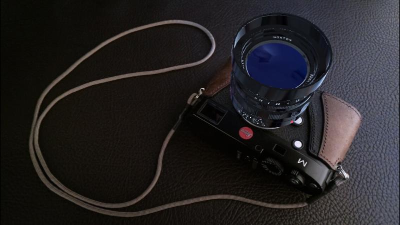 ライカM(Typ240) + Nokton 50mm F1.1