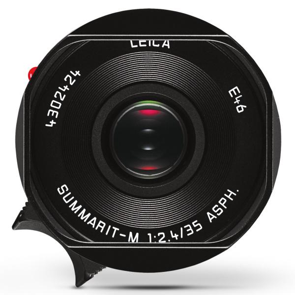 ライカ ズマリットM F2.4/35mm ASPH.(ブラック)