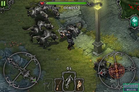 サウンドと武器の使い分けがゲームのリズムをうまく刻んでいる