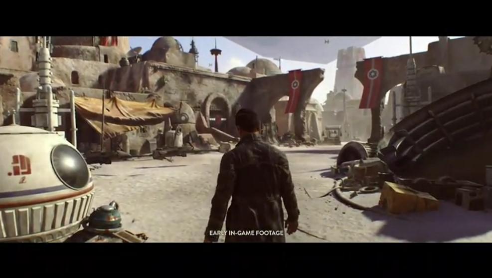 Visceral Gamesが開発中の新しい「スターウォーズ」ゲーム