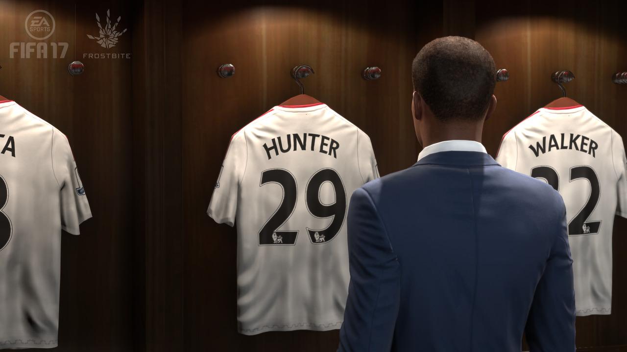 Alex Hunterという、プレミアリーグへのデビューを迎えた若き選手のキャリアを描き出す「The Journey」。ストーリードリブンのゲームスタイルはサッカーゲームとしては非常にユニーク