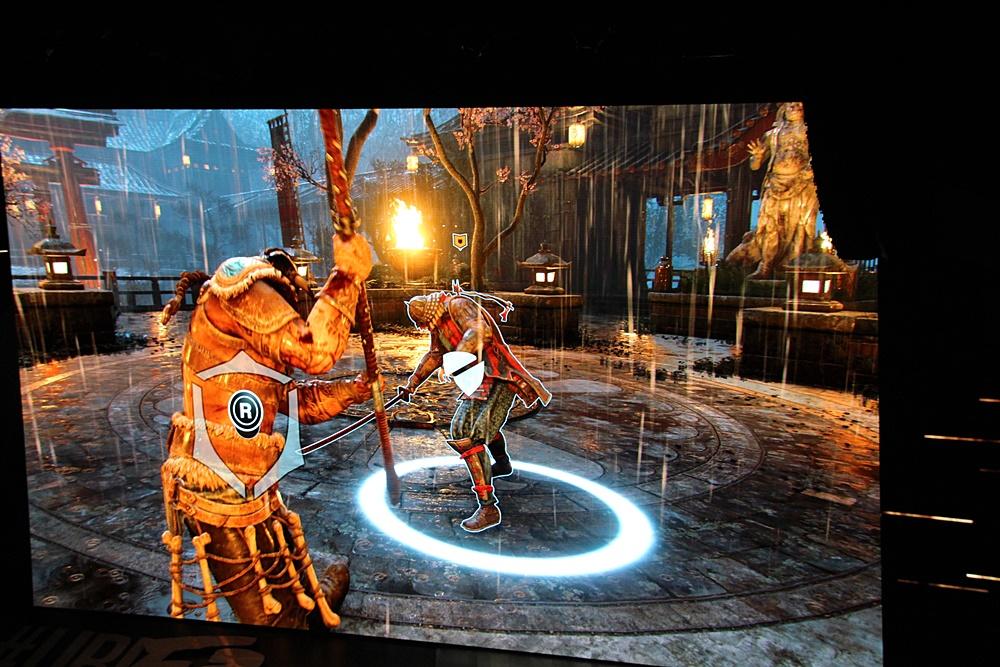 バイキングが初登場した「For Honor」。力強さが特徴の戦士だ